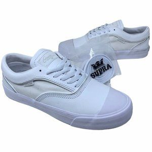 Supra Mens Greco Hammer Low Triple Skate Shoes New